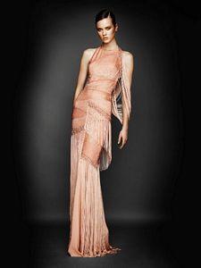 Colección Otoño Invierno 2010 2011 de Atelier Versace colecciones