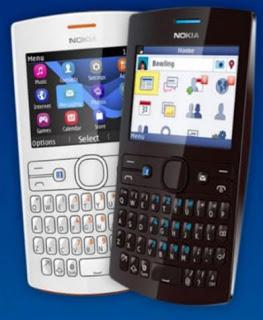 f4062e0eccb El Nokia Asha 205 destaca por dos detalles importantes, una de ellas es que  viene con teclado QWERTY que para muchos usuarios que no se acostumbran a  lo ...
