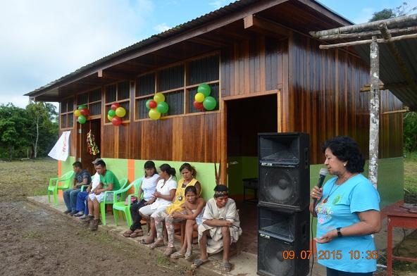 Escuelas del sector rio urubamba ya cuentan con comedores ...
