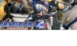 ANÁLISIS: Earth Defense Force 4.1 The Shadow of New Despair