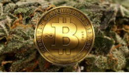Marihuana legal y Bitcoin: romance amenazado