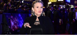 Carrie Fisher recibe un Grammy póstumo por su audiolibro 'The princess diarist'