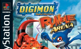 Digimon Rumble Arena de PlayStation traducido y doblado al español