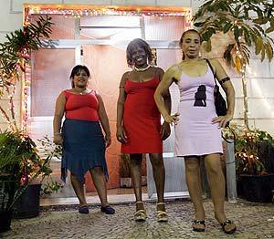 prostitutas peru trabajo