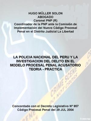 Codigo policia nacional pdf
